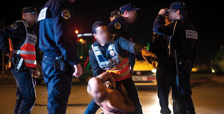 Depuis la déclaration de l'état d'urgence sanitaire : 8.612 personnes arrêtées et soumises aux enquêtes judiciaires