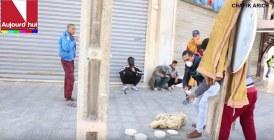 """Association """"Riad El Al Amal"""" au petit soin des SDF"""