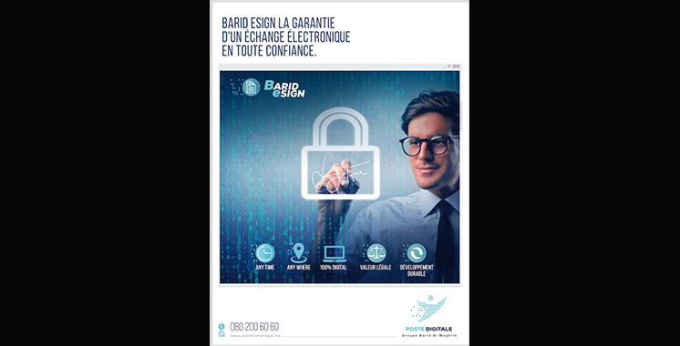 Signature électronique : La procédure Barid eSign simplifiée