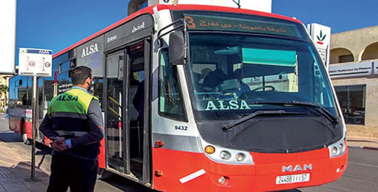 Après la mise en circulation de ses bus : Alsa Al Baida dénonce les agissements des casseurs
