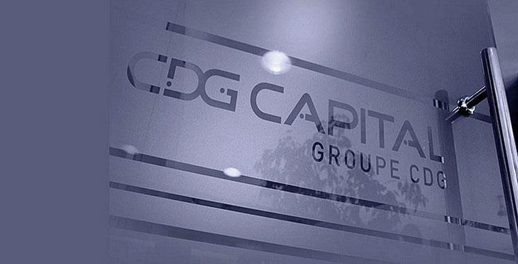 CDG Capital : Baisse  de 13,7% du produit net bancaire consolidé à fin mars 2020