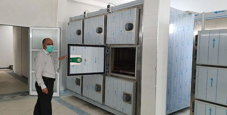 Tanger : Le nouveau Centre médico-légal bientôt fin prêt