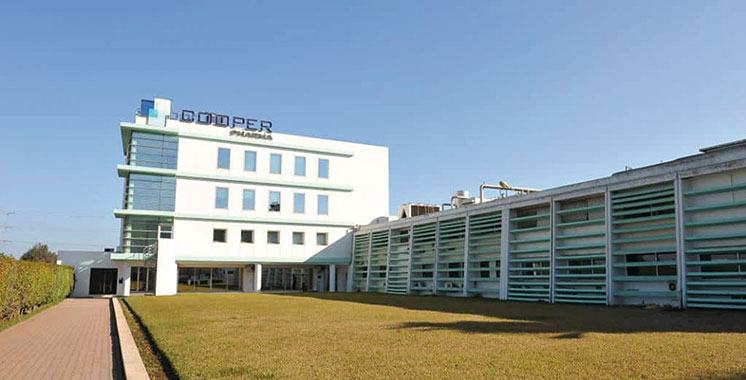 Fonds spécial : Cooper Pharma  apporte 20 MDH