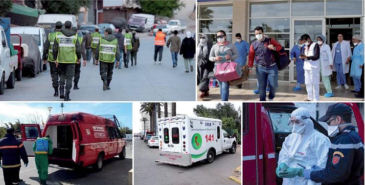 Le Maroc mobilise les Etats membres de l'ONU contre les violences pendant le confinement