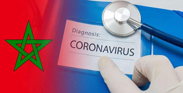 Covid-19 / Maroc : 319 nouveaux cas confirmés, 70 guérisons en 24H