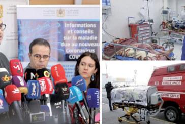 Coronavirus : 961 cas confirmés, trois nouveaux  décès et une guérison ce dimanche à 13h