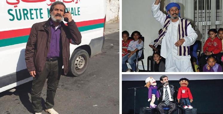 Driss Karimi «Je suis invité d'honneur dans Salamat Abou Lbanat»