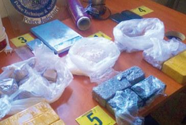 Arrestation à Nador d'un individu  en flagrant délit de possession  de 3,8 kg d'héroïne