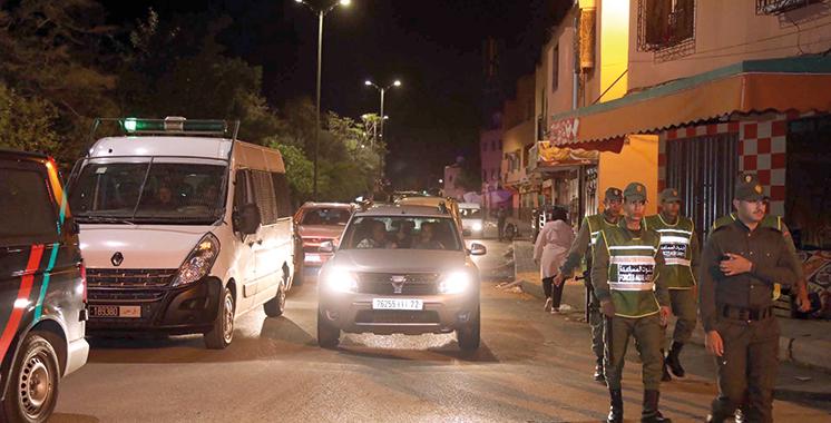 Ramadan: Couvre feu nocturne à partir de 20 h