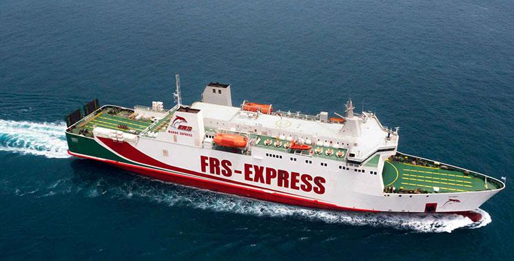 La compagnie continue à assurer ses services : Sept départs quotidiennement opérés par FRS pour un bon flux du cargo