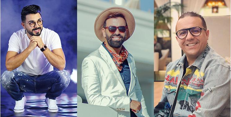 L'idée est conçue par l'artiste Hamid El Hadri : Faudel, Ahmed Chawki et les autres  pour «Dima Mejmou3in»