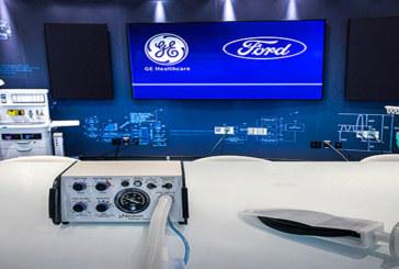 En collaboration avec GE Healthcare : Ford produira 50.000 ventilateurs respiratoires dans son usine du Michigan