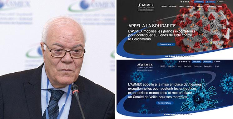 Secteurs exportateurs : L'Asmex tire la sonnette d'alarme