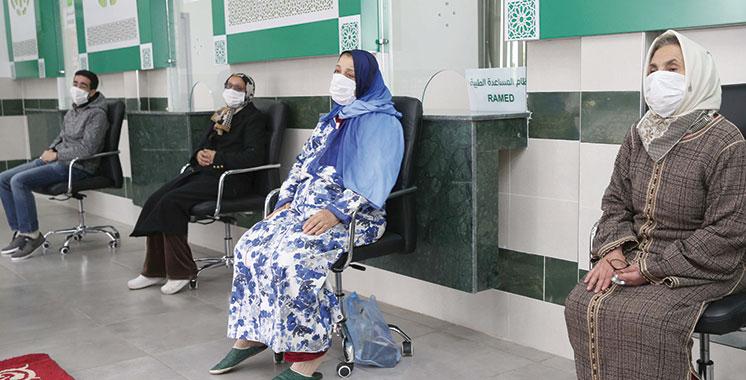 Coronavirus : 246 nouveaux cas confirmés au Maroc, 13.215 au total