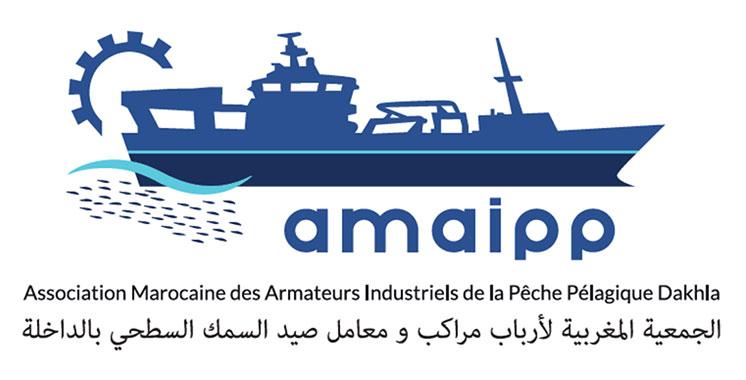 Avec la contribution de 23 bateaux, l'AMAIPP-Dakhla fait don de 10 millions de DH au Fonds Spécial Covid-19