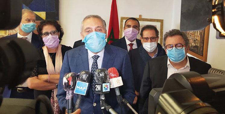 Les masques subventionnés bientôt  dans toutes les pharmacies