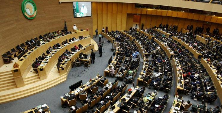 Covid-19 : Le Le Parlement Panafricain applaudit l'engagement de SM le Roi pour l'Afrique