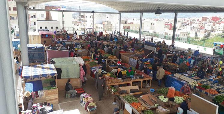 Tétouan : Une nouvelle autorisation exceptionnelle pour accéder aux souks et marchés de proximité