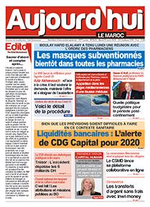 Journal Électronique du Mardi 14 avril 2020