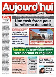 Journal Électronique du Vendredi 17 avril 2020