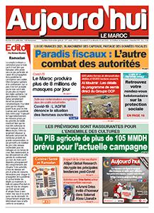 Journal Électronique du Vendredi 24 avril 2020