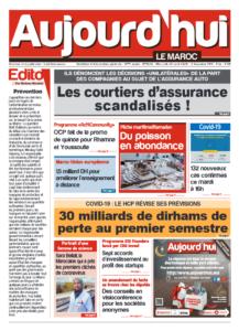 Journal Électronique du Mercredi 29 avril 2020