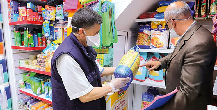 Produits alimentaires : 552 infractions constatées durant les huit premiers jours du Ramadan