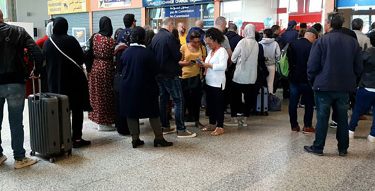 EXCLUSIF - 2ème vague de rapatriement demain de 300 Marocains bloqués à Oran