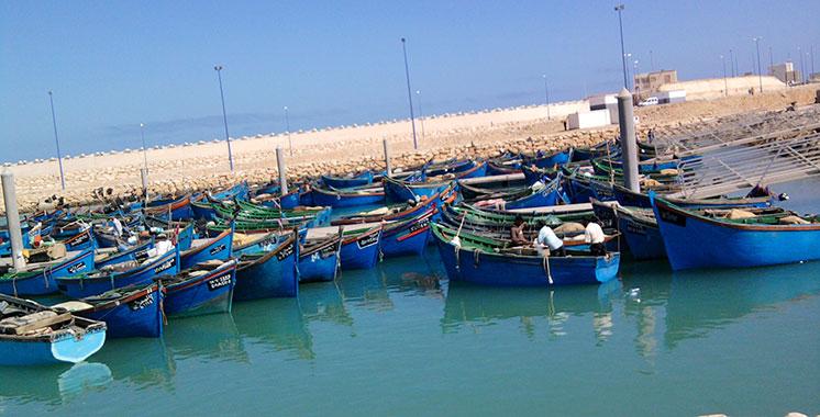 Port de Boujdour : Les marins-pêcheurs sensibilisés au Covid-19