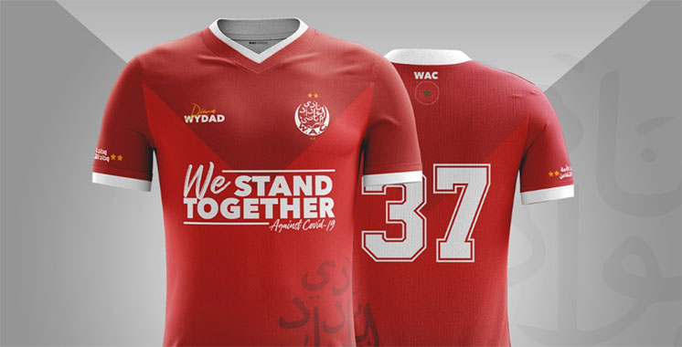 Ils portent le slogan « We stand together »