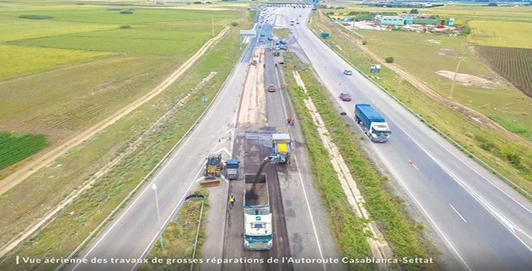 Autoroutes du Maroc : Un prêt de la BEI de 75 millions d'Euros pour le doublement de la rocade de Casablanca et le tronçon Casa-Berrechid