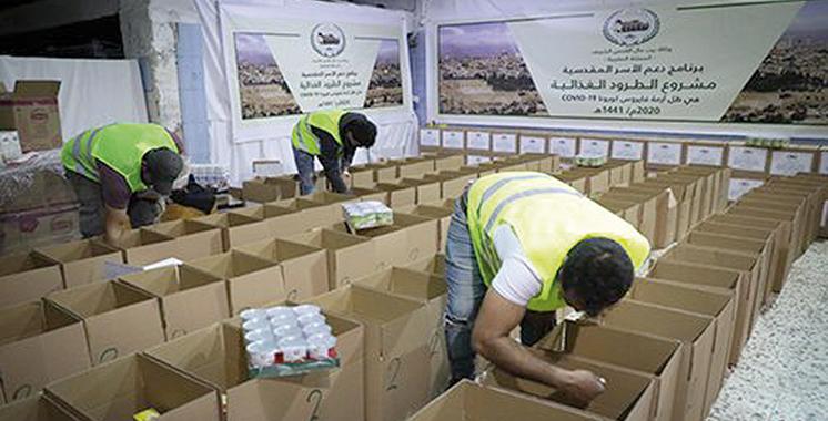 L'Agence Bayt Mal Alqods Acharif soutient des hôpitaux de la ville sainte