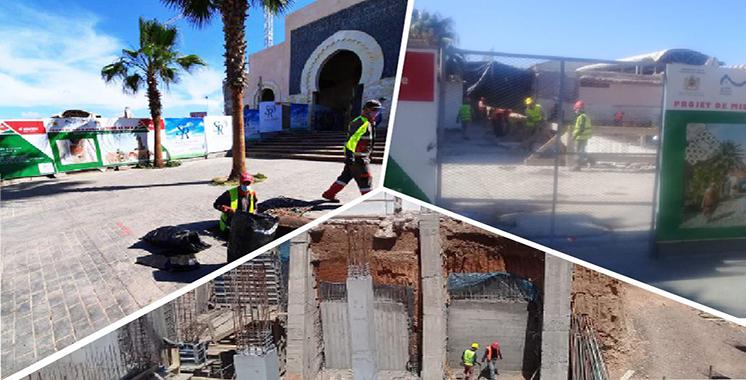 Souss-Massa : Al Omrane maintient le cap