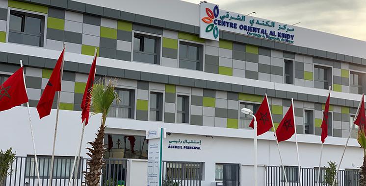 Offerts par le Groupe Oncologie et Diagnostic du Maroc : Des soins gratuits pour les patients cancéreux du CHU d'Oujda