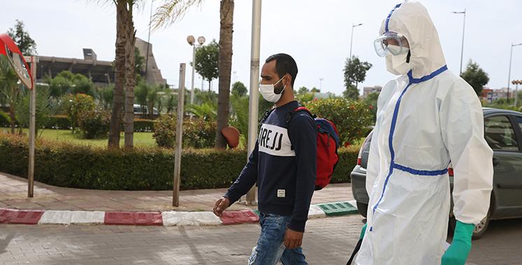 Covid-19 / Maroc : 71 nouveaux cas confirmés, 7.023 au total 19 mai 2020