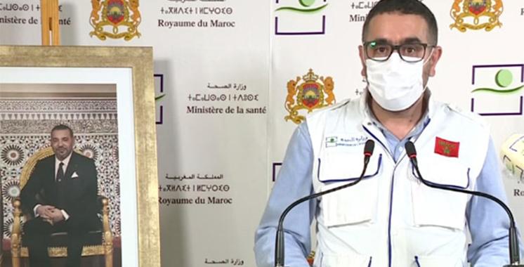 Covid-19 / Maroc : 68 nouveaux cas confirmés , 73 guérisons en 24H