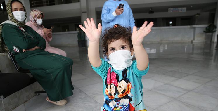 Coronavirus : 20 nouveaux cas confirmés au Maroc, 6.972 au total