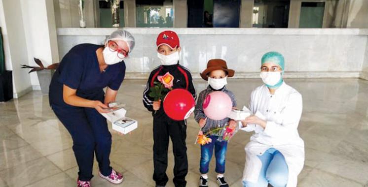 625 enfants de moins de 14 ans atteints  du Covid-19 au Maroc