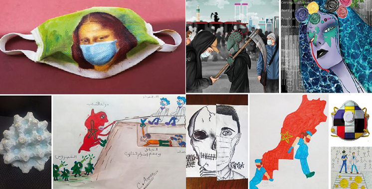La Fondation Attijariwafa bank lance le challenge de dessin #Ibda3MenDarek