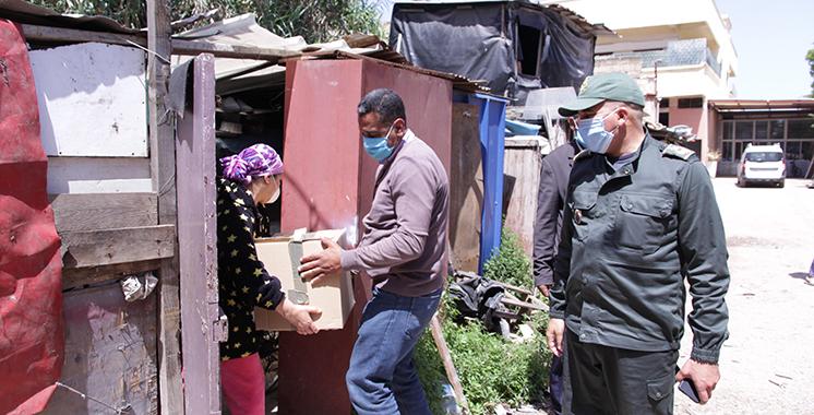 Afin de soutenir les familles en situation de précarité : La Fondation Ennajah accorde un don pour l'achat de  40 tonnes de denrées alimentaires
