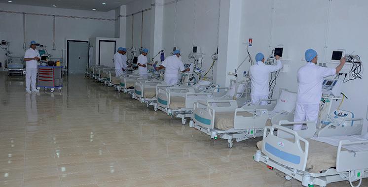 Clusters de Lalla Mimouna : les 700 cas transférés dans un hôpital de campagne