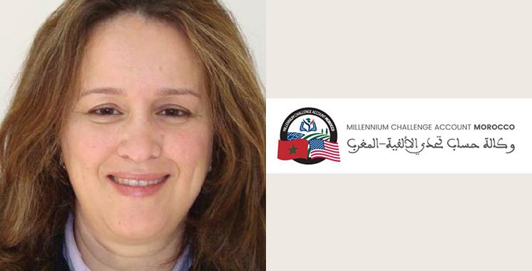 Changement à la tête de MCA Morocco : Une femme au poste de DG