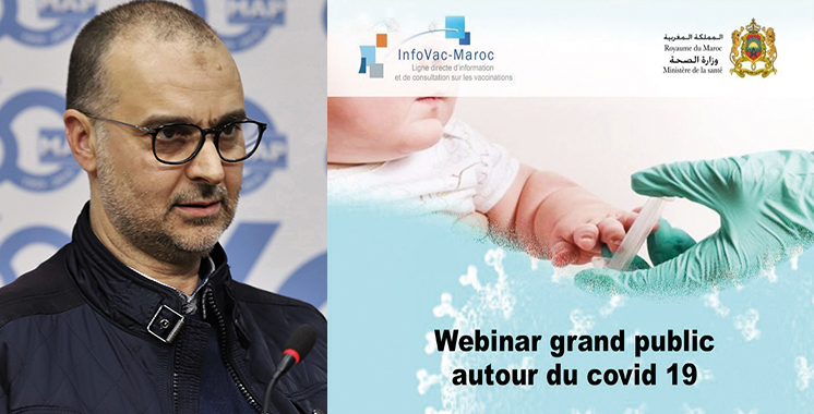 El Youbi expliquera ce samedi la situation épidémiologique au grand public