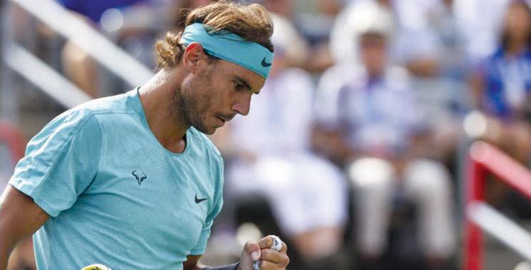 Tennis : Pour Rafael Nadal, la saison 2020 est «pratiquement perdue»