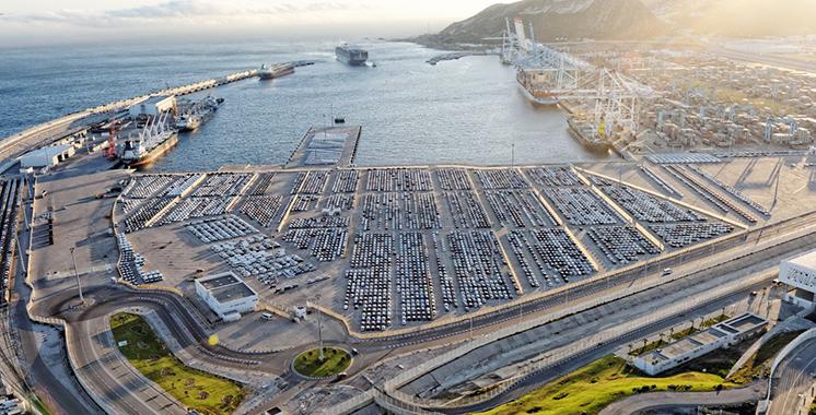 Tanger Med adhère à l'initiative  du port de Singapour