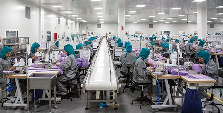 Une machine marocaine pour la fabrication des masques de protection voit le jour