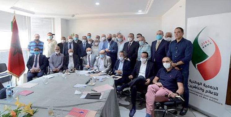 Casablanca : L'Association nationale des médias et des éditeurs voit le jour