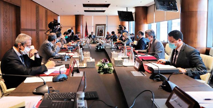 La Commission des investissements réunie vendredi : Approbation de 23 projets pour 9,74 MMDH