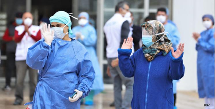 Covid-19/ 228 nouveaux cas confirmés au Maroc, 466 guérisons en 24H