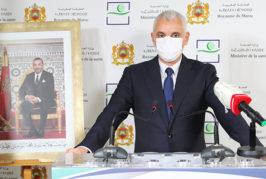Covid-19: Le ministre de la Santé incite les citoyens à se faire vacciner